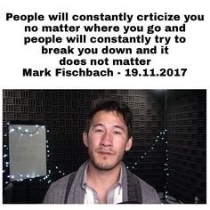 Markiplier Quotes I Could Scream And He Couldn't Hear Me Over The Voice Of Millions Of .