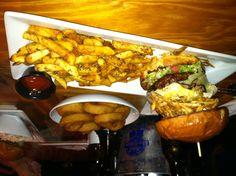 Brazilian Burger.