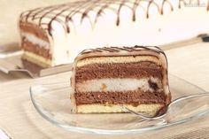 Kokosová lahôdka - My site Desert Recipes, Shortbread, Nutella, Tiramisu, Tart, Nom Nom, Food And Drink, Sweets, Cookies