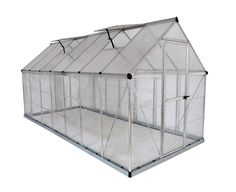 Nature Series Mythos 6 Ft. W X 14 Ft. D Hobby Greenhouse