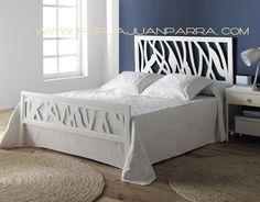 Metal Furniture, Bed Furniture, Industrial Bedroom Design, Toddler Bed, Head Boards, Bed Room, Welding, Home Decor, Ideas