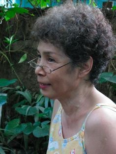 "My mother is 1/4 Spanish. It shows. Although she didn't inherit the gray eyes and height, she got the wide hips, which she passed on to me. :) My mother's petite for her height and weight - she stands 4 ft 11 inches [although she will adamantly say that she's 5 feet and I'm 5'3""] and weighs...  - http://ricaespiritu.com/watercolor-portrait-37-of-100-my-mother/ #AnArtworkADay, #Art, #Watercolor, #WatercolorPortraits"