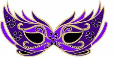 Holidays mardi gras on mardi gras mardi gras party clip art Masquerade Mask Template, Masquerade Party, Masquerade Masks, Mardi Gras Mask Template, Papercraft Anime, Image 3d, Paper Mask, Carnival Masks, Mask Party