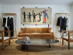 would be a cool small studio apt The Row's Ashley and Mary-Kate Olsen Are About to Open Their Most Beautiful Store Yet
