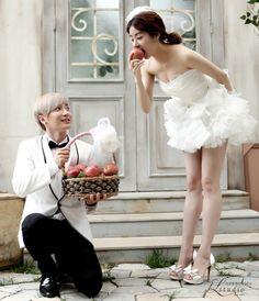 Lee Teuk & Kang Sora : We Got Married (Pre Wedding)