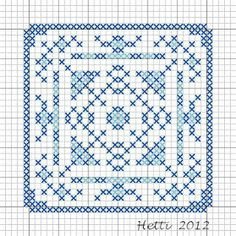 Part 8 of the SAL Delft Blue Tiles.