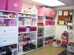 The Scrapbooking Room!