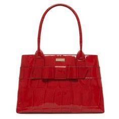 Kate Spade New York Knightsbridge Elena Red Handbag