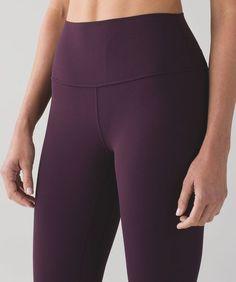 Lululemon Align Pant II - Black Cherry or dark shadow, size 2 or 4 Mesh Yoga Leggings, Camouflage Leggings, Printed Leggings, Cheap Leggings, Lululemon Align Pant, Workout Attire, Workout Wear, Leggings Fashion, Latest Fashion For Women
