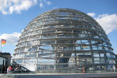 Parliament Dome  - Reichstag Kuppel (Norman Foster)