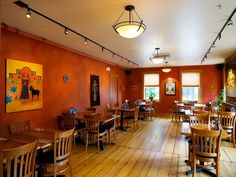 Frida's Taqueria & Grill, Stowe VT.  Fantastic margaritas (great for apres ski) and the gluten free chicken and avocado gorditas was awesome!