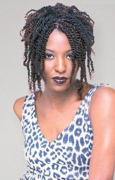 Lovely #twists #naturalhair Loved By NenoNatural!