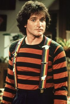 A conversation between Mork and Orson from a 1979 Mork & Mindy episode has gone viral after part of the script was shared by comedian Jason Manford on Facebook following the death of Robin Williams. | Mork Talking About Loneliness Seems Incredibly Poignant After Robin Williams' Death