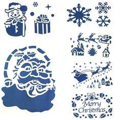 Free-Shipping-Christmas-Spray-snow-Christmas-window-template-Large-Glass-Plate-Christmas-Snow-Spray-6-Pack.jpg (750×750)