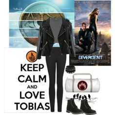 """""""#Divergent"""" by parisw on Polyvore"""