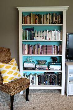 Utilize back drops with bright blue diy home decor in 2019 декупаж мебель, Furniture Projects, Home Projects, Diy Furniture, Furniture Design, Plywood Furniture, Chair Design, Modern Furniture, Cool Bookshelves, Bookshelf Ideas
