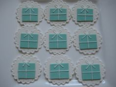 64 Best Tiffany Amp Co Themed Images In 2015 Cake Cupcake