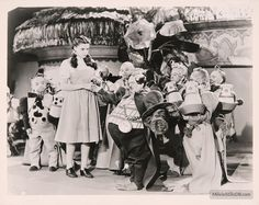 The Wizard of Oz Publicity still