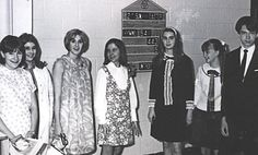 Lord of Life's Youth Group, 1969