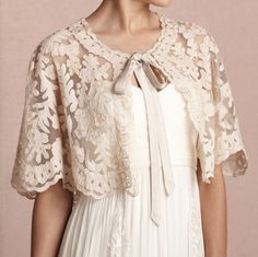 [Boulevardier Capelet by BHLDN]