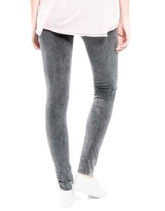 Legging acid wash : ROPA Leggins