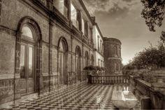 chapultepec castle | Chapultepec Castle Photograph by Genaro Rojas - Chapultepec Castle ...