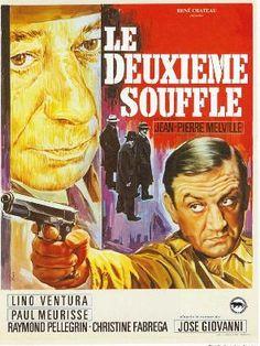 One of my favorite Jean Pierre Melville films.