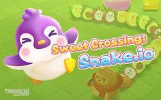 sweet crossing snake io game baru buatan moonton yang tak ada hubungannya dengan mobile legends, game ini sangat cocok dimainkan ketika waktu sanai. Review Games, Princess Peach, Sweet, Fictional Characters, Candy, Fantasy Characters