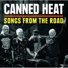 Fifty years into their career, Canned Heat play a hit-packed set to a sold out crowd on this brand spanking new CD & DVD set.  www.propermusic.com