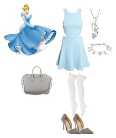 """""""Cinderella in high school"""" by cyphertbethany on Polyvore"""