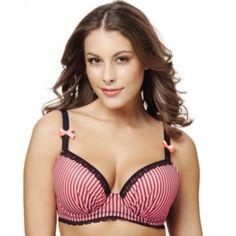 Perfects Australia Bra: Christina Curve It Up Balconette T-Shirt Bra 14UBR53 - Women's