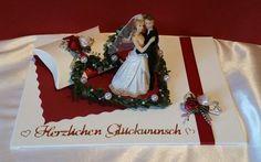 Geldgeschenke - *Geldgeschenk * Leinwand * Girlande * Brautpaar * - ein Designerstück von liebevolles-schenken bei DaWanda
