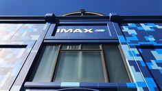 IMAX VR: il primo VR Arcade a Los Angeles. Esterno del centro IMAX VR a Los Angeles. Fotografia:Peter Sciretta | VirtuaLMentis