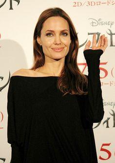 来日中のアンジェリーナ・ジョリー、女優引退を否定「出演したい映画あれば参加する」