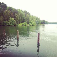 Lake Anna, Virginia. Lake Anna State Park!