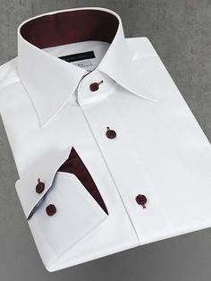 col chemise homme