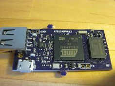 Designing and soldering a small ARM Linux board with 217 ball BGA package and 0402 passive components