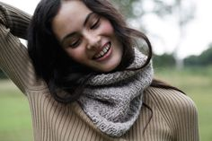 Wool Me Tender Collection   Rock A Hula Cowl   Knit it   woolandthegang.com 