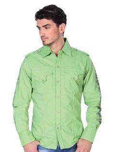 25932 Camisa Vaquera Caballero El General