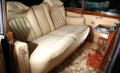 1961 Touring Limousine by Mulliner Park Ward (chassis 5AS93, design 7516)