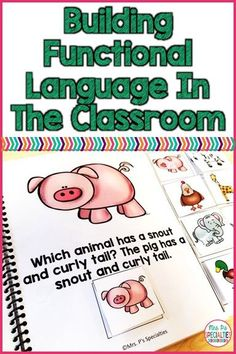 Many of our students come to us needing intense language development instruction. Often, my students are diagnosed with language based disabilities. Receiving speech therapy down the hall a couple times a week isn't going to cut it. It is imperative that we build in a high level of practice in our classrooms. Here are a few ideas to get you started.