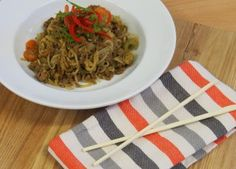 Inspired by the Chinese New Year, Paleo Café Head Office Chef, Liam, whipped up this speedy beefchow mein using sweet potato noodles. Not only is it easy to throw together, it's packed full of veggies and a good serve of protein and is guaranteed to be on high-rotation for an easy mid-week meal. Serves 4 …