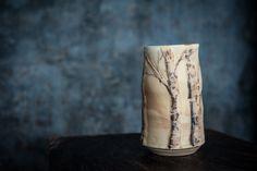 Birch Tree Vase www.maggiezerafa.com