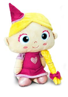 #Keel Toy Box Plush #Girls 6 Characters 16cm available online at http://www.babycity.co.uk/