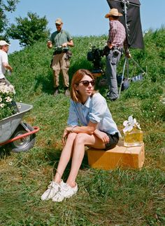Sofia Coppola in her signature Charvet shirt. New Movies Out, In And Out Movie, Gq, Sofia Coppola Style, Beastie Boys, Party Venues, Girl Boss, Style Icons, Icons