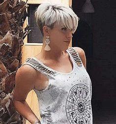 Cute Short Hairstyles Ideas For Women 51