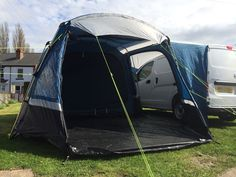 Picture Of Khyam Tailgate Xl Awning Vw Layouts Camper