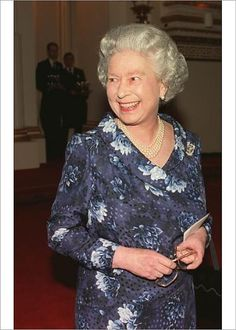 Queen Elizabeth II smiles during a reception for her eldest son, the Prince of Wales, on the eve of his birthday at London's Buckingham Palace. Read less Picture by: Fiona Hanson/PA Archive/PA Images Queen Elizabeth Laughing, Queen Elizabeth Ii, Royal Queen, Queen B, Prince Phillip, Prince Charles, Windsor, British Royal Families, Her Majesty The Queen
