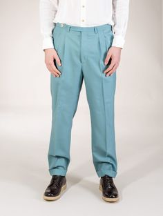 Emiliano Rinaldi Barbiere trousers $410.35