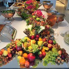 Fim de semana passado foi super movimentado com muitos almoços e jantares e quem ganha são vocês minhas leitoras que podem apreciar e se in...